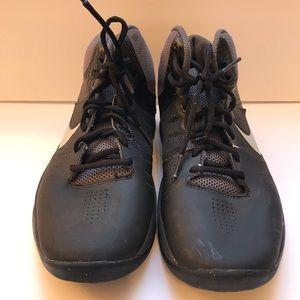 NIKE sir visi pro 6 Men's black/gray sneakers 8